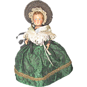 Small Antique Doll