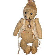 Old Teddy Bear for adoption