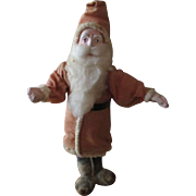 "Santa Claus Candy Container 6 3/4"" Tall ON HOLD"