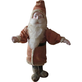 """Santa Claus Candy Container 6 3/4"""" Tall ON HOLD"""