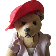 "Steiff 7 "" Teddy Bear no mohair"