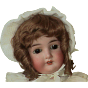 Antique Queen Louise doll
