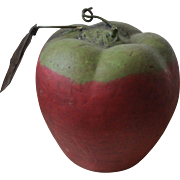 Advertising  Trade Sign for Apples from New England