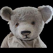 """Mohair teddy bear 24"""" tall on hold for Irene"""