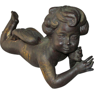 "Very Old Cherub 12"" or Angel"