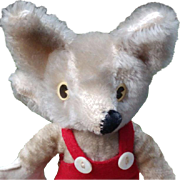 Fun Vintage Character Toy Fox