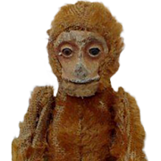 Early Cinnamon Mohair Schuco Perfume Monkey