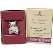 Steiff Club 1995/96 Teddy Bear Pin