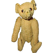 "Steiff 5"" Teddy Bear with button"