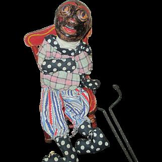 Incredible minstrel or rag man