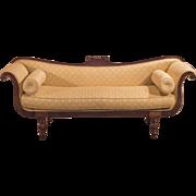 Regency Sofa Day Bed, English c.1830