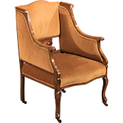 Edwardian Drawing Room Armchair, c.1910