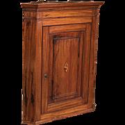 Georgian Corner Cupboard, c.1800
