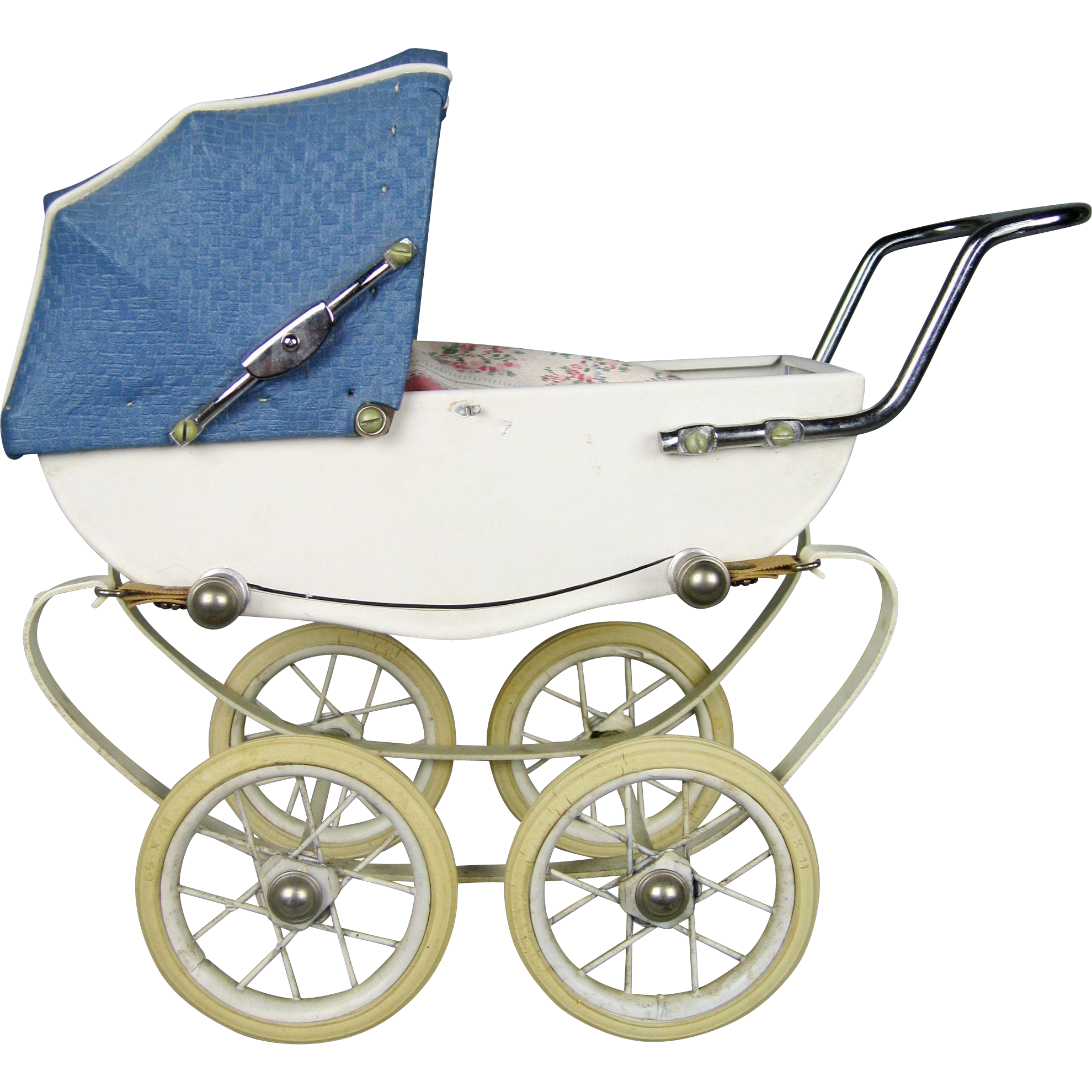 Vintage Doll Buggy 49