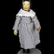 Judy Brown Design Hitty Quaker Doll 1999