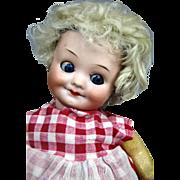 Antique Armand Marseille 323 Googly Eye Doll ~ So Sweet!