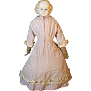 Rare Antique Goodyear Rubber Doll