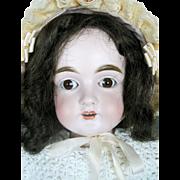 Large Kestner Bisque Head German Doll ~ Gorgeous Bisque Hands!