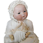 "Adorable 11"" Armand Marseille Infant Baby Doll ~ A/O Clothing"