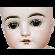 Kestner 'K' Turned Head Shoulder Head Doll ~ Head Only