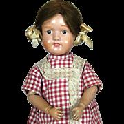 Schoenhut Antique Wood Doll ~ Sweet Miss Dolly