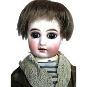 Incredible German Antique Limbach Doll ~ Huge Eyes!