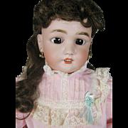 Antique Simon Halbig Dressel COD Bisque Head German Doll