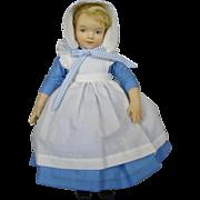 R John Wright Sylvie Ann UFDC 2016 Convention Dinner Event Doll ~ Tasha Tudor MIB