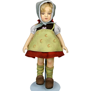 R. John Wright Limited Edition 'Marta' Doll - Sound of Music Character