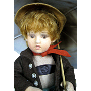 R John Wright Friedrich Hummel Collection Doll 2010 UFDC