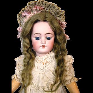 Kestner 168 Antique German Doll ~ Original Clothing