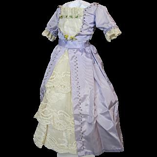 French or German Fashion Doll Dress