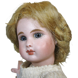 "Sweetest J. Steiner Figure A Fully Jointed French Doll ~ 10 1/2"" Tall"