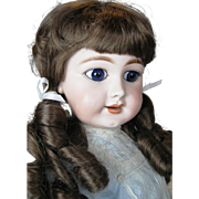 """21"""" Antique DEP German Doll For the French Market"""