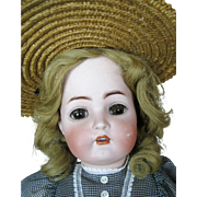 "22"" Simon Halbig K*R Antique German Doll"