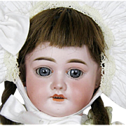 Antique German Mystery Doll ~ French Body