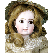 Antique French Face Belton 137 Mold Doll