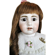 Rare Simon Halbig Mold 929 Antique German Bisque Head Doll