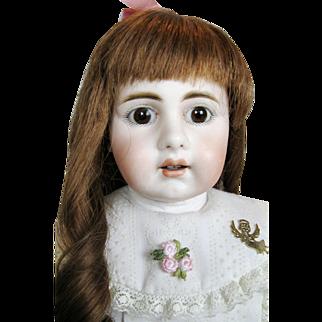 Rare Simon Halbig Mold 929 Antique German Bisque Head Doll