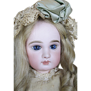 Stunning Incised Depose Jumeau Antique French Doll