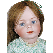 Rare Simon Halbig Erika Mold 1489 German Bisque Head Doll