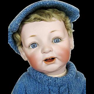 "Kestner Antique 18"" Bisque Head Character Baby Mold 226"