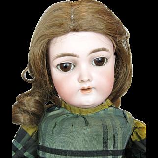 Antique Handwerck 109 German Doll ~ Huge Almond Eyes!