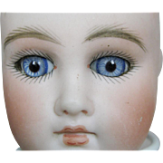 Antique French Face German Sonneberg Belton Type Doll Head