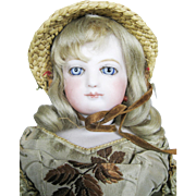 """Antique 15"""" French Fashion Lady Doll ~ Gorgeous!"""