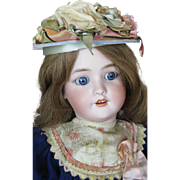 "Antique 29"" Simon Halbig Heinrich Handwerck Bisque Head German Doll"