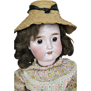 "Antique German C.M. Bergmann 23"" Doll"