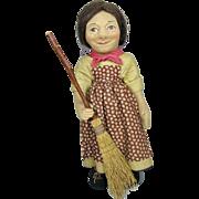 """R John Wright 18"""" Character Doll """"Emma"""" 1979"""