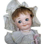 "9"" Armand Marseille Googly Eye Doll Mold 323 ~ So Adorable!"