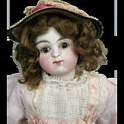 "Rare Earliest Model Henri Alexandre 12"" French Bebe Doll"